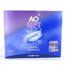AO SEPT PLUS  4x 360ml